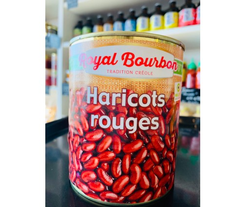 Grosse conserve Haricots rouges