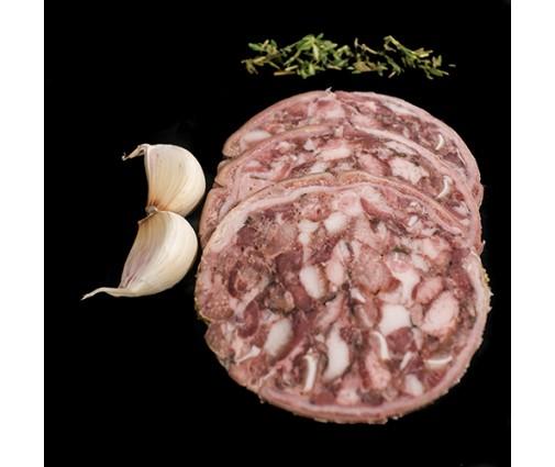 Fromage de tête de porc