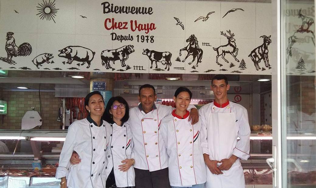 Famille Vayaboury